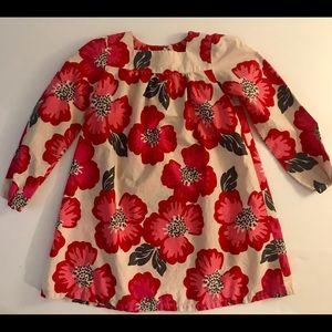 Osh kosh little girls poppy dress size 6